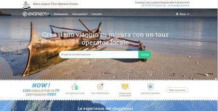 homepage-sito-evaneos
