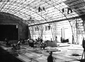 Fiera campionaria, Ricostruzione, 1946, Archivio storico Fondazione Fiera