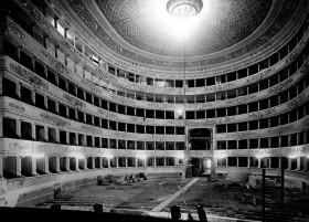 1945, Archivio storico del Teatro La Scala di Milano