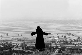 Ferdinando Scianna - Meteora, Grecia, 1984