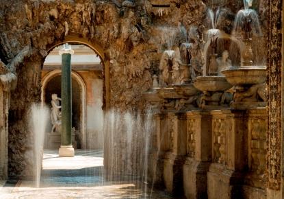 Lainate Villa Litta giochi d'acqua al ninfeo_120612101101