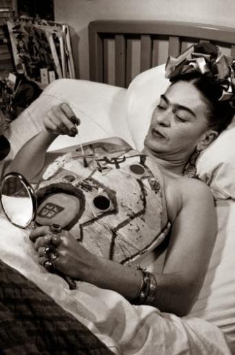 Frida-Kahlo-convalescenza