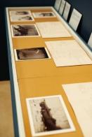 Pagina dal giornale di scavo di Victor Loret della tomba di Amenofi II, 1898 (© Università degli Studi di Milano, Biblioteca e Archivi di Egittologia) [Nr archiv.: 215]