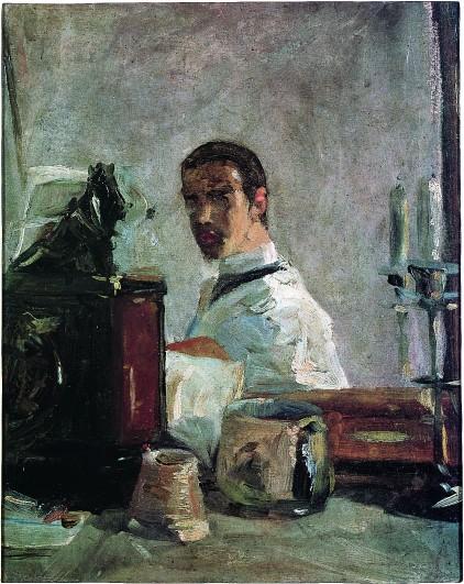 01. Portrait de Lautrec