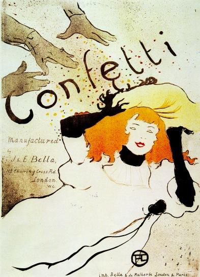 15. Confetti