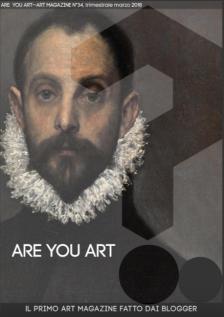 are you art - terzo anniversario
