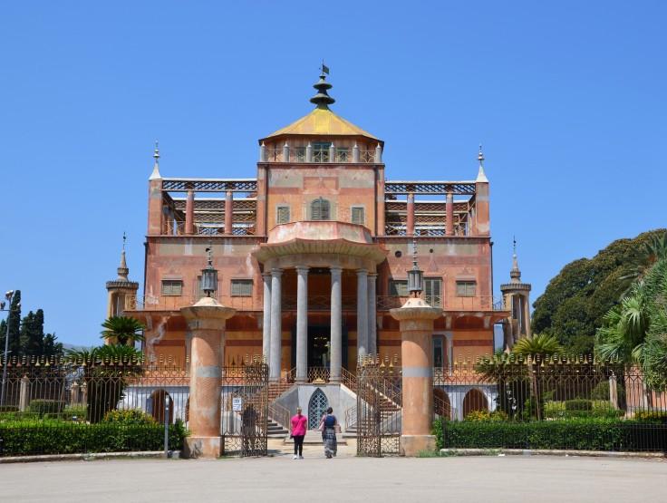 Palazzina Cinese - Palermo