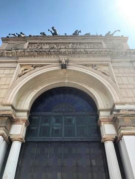 Teatro Politeama - Palermo