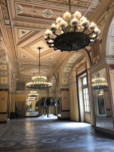Sala Gialla - Teatro Politeama - Palermo
