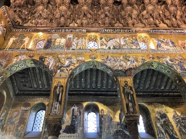 Cappella Palatina - Palazzo dei Normanni - Palermo